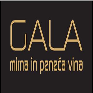 Belo vino Gala - logotip. Vinska fontana Vodole–posestvo Sončni raj.