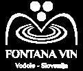 Vinska fontana - logotip. Posestvo Sončni raj.