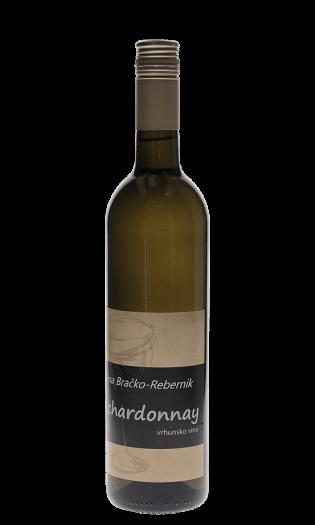 Belo vino Bračko Rebernik Kerner - Chardonnay. Vinska fontana Vodole–posestvo Sončni raj
