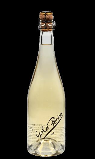 Gala Penina – vrhunsko peneče vino. Vinska fontana Vodole–posestvo Sončni raj