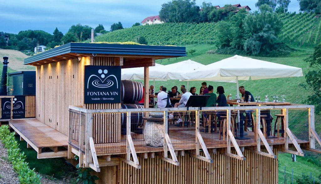 Fontana vin Vodole – o-nas. Degustacija in ponudba vin – posestvo Sončni raj