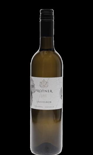 Bela vina Protner Sauvignon – Štajerska Slovenija. Fontana vin Vodole – posestvo Sončni raj.