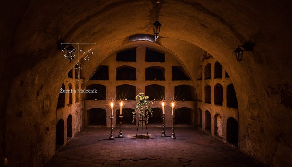 Fontana vin Vodole – stara grobnica